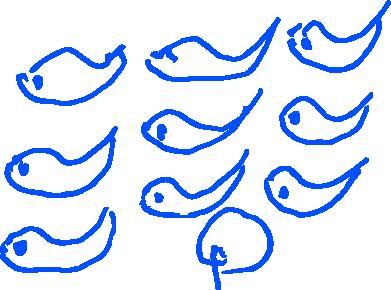 フードバンク背景のイラスト